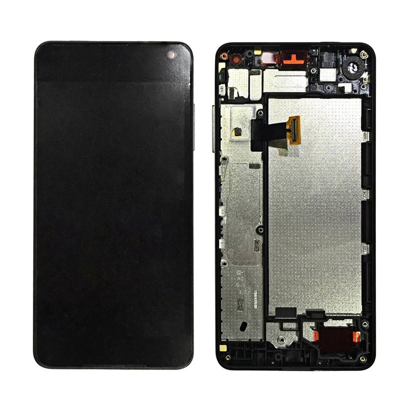 LCD For Nokia Lumia 650 RM-1152 RM-1154 RM-1109 RM-1113 LCD Display + Touch Screen Digitizer Panel Assembly With FrameLCD For Nokia Lumia 650 RM-1152 RM-1154 RM-1109 RM-1113 LCD Display + Touch Screen Digitizer Panel Assembly With Frame