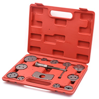 13pcs Car Repair Tools Set Universal Car Tools Brake Caliper Wind Back Brake Piston Compressor Tool Kit For Automobiles Garage