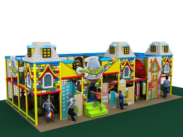 NEW Children Playground Set Top Quality Kids Indoor Play Equipment ...