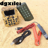 Tactical Hunting Decoy Bird Caller Remote Control Electronics LCD BC-798B MP3 Sound Player Digital Hunting Equipment