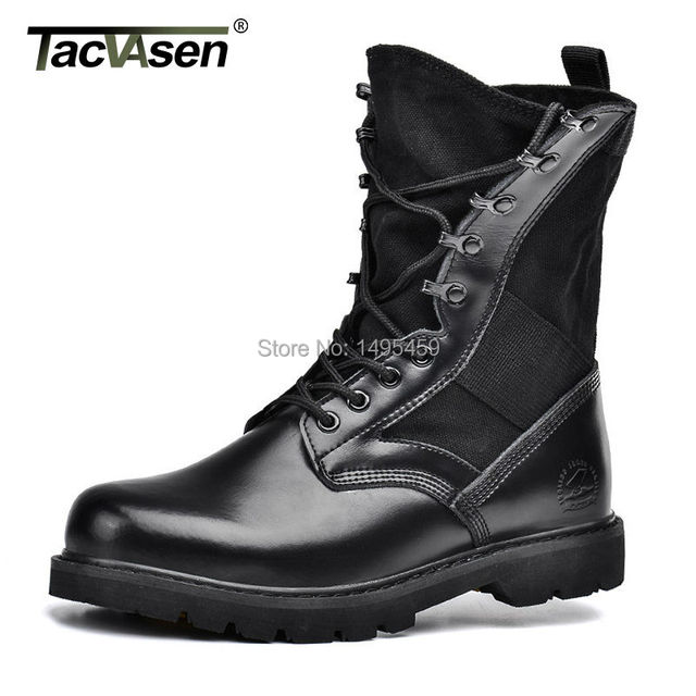 Aliexpress.com : Buy Tacvasen High Quality Genuine Leather Men ...