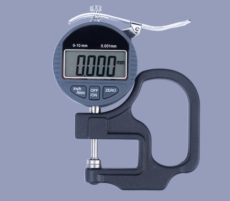 0.001mm Digital Micron Thickness Gauge Thickness Tester0.001mm Digital Micron Thickness Gauge Thickness Tester