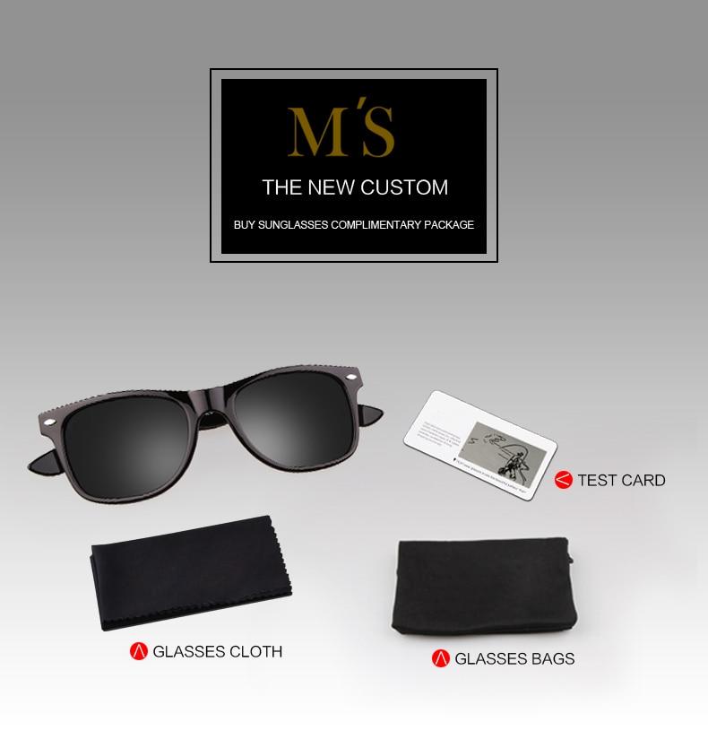 d74f3b0ad268a 2017 nova moda RBspace óculos de sol revestimento polarizada óculos de sol  dos homens da marca do desenhador dos homens UV400 óculos de condução dos  homens ...