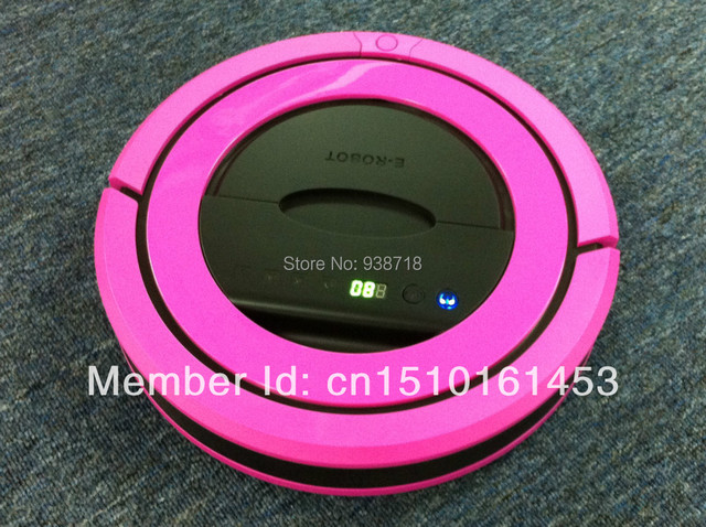 NewEST  model Robotic vacuum cleaner from Taiwan - First selling in Japan