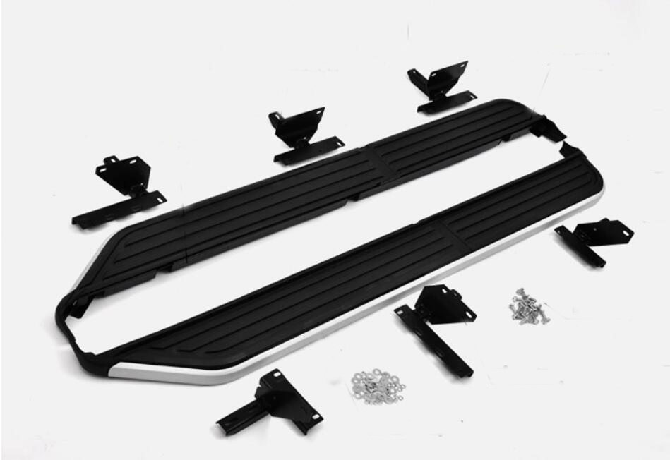 For Land Rover Discovery 3 LR3 2005-2009 Running Boards Side Step Car Bar Pedals High Quality Brand New Original Design Bars ...