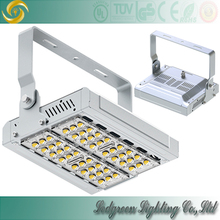best quality 5years warranty high brightness  mean well driver headlight outdoor road park light led tunnel light 80w