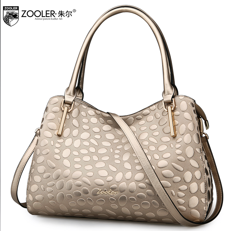 ZOOLER losing money big sales 2017 NEW women leather bag genuine leather handbags top handle 100% cowhide bolsa feminina#1110 купить