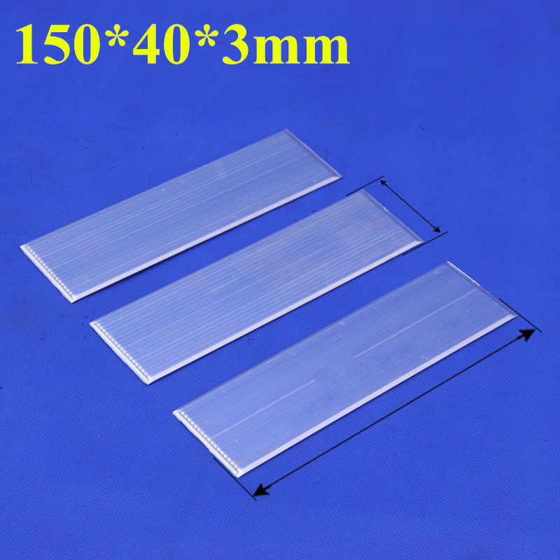 150 40 3mm Hot Flat aluminum thermal ACME power led flat heat pipe plate thermal interface