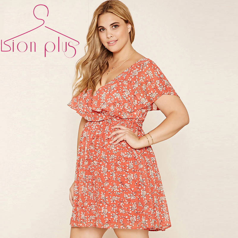 Country Plus Size Dress Ibovnathandedecker