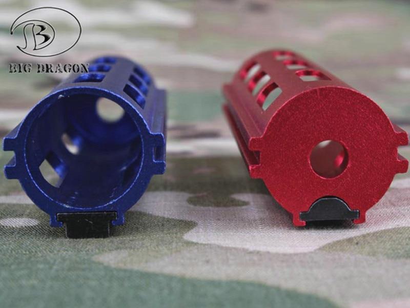 CNC Aluminum AEG Piston  Full Steel 14 Teeth Piston For Airsoft AEG M4 AK G36 MP5 Gearbox Ver 2/3 Hunting Shooting Accessories