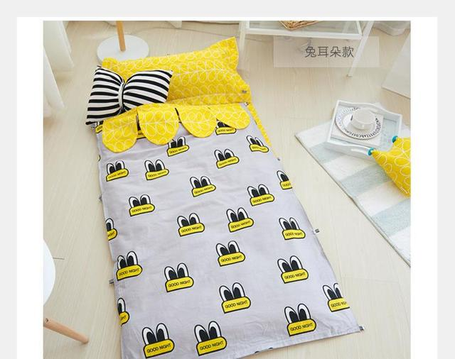 nouveau b b coton literie sac de couchage enfants d 39 t b b anti coup couette enfant couvre. Black Bedroom Furniture Sets. Home Design Ideas