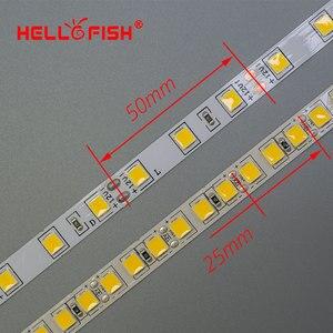 Image 4 - LED Strip Light LED tape backlight 12V 5m 600 LED 5054 300 LED strip kitchen white warm white