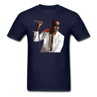 Men S Kanye West Goes On Rant Tshirt Black Music Printed T Shirt With Through The