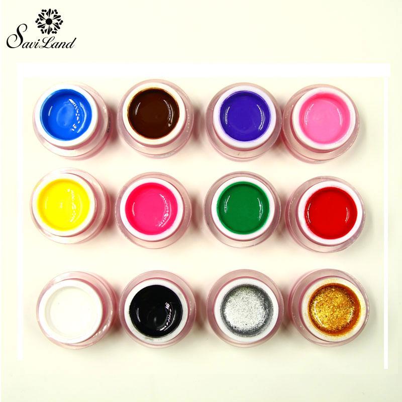 Yinikiz Temperature Chameleon Color Changing Painting Uv Nail Gel Polish Bio Lak Soak Off