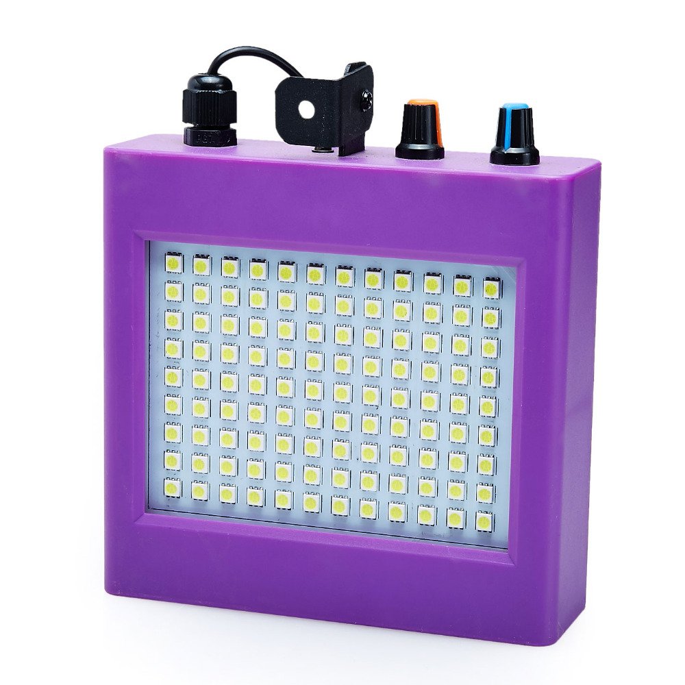 Led stroboscope music show projector stage lighting for Miroir 50in projector review