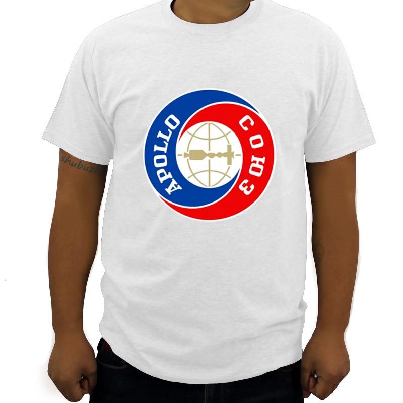 Apollo Premium Shirt Shirtmen Test Soyuz Men's T Project For L45RjA3q