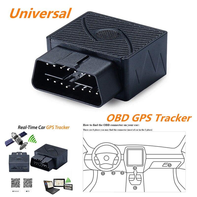 Vehemo OBD2 автомобиля GSM gps трекер Anti Theft Премиум сигнализации позиционирования GSM gps Tracker автоматическое отслеживание устройства