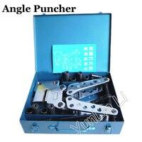 Angle Puncher Hydraulic Mechanical Punching Machine Cross arm Drilling Tower Angle Punch Hole Machine Punching Tools CKJ 21