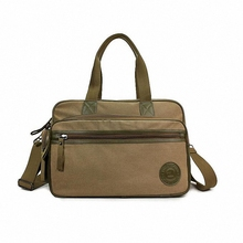 Fashion Korean men casual shoulder font b Luggage b font bag man women convenient travel large
