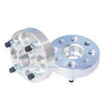 цена на 2 pcs PCD 4x100-54.1 Car Tyre Flange 25mm Thickness Wheel Hub Spacer For Opel Agila