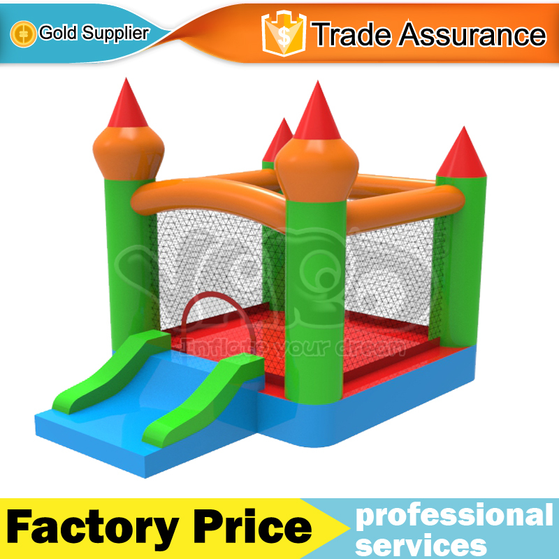 Backyard inflatable castle bounce house bouncy jumper for residential use free shipping