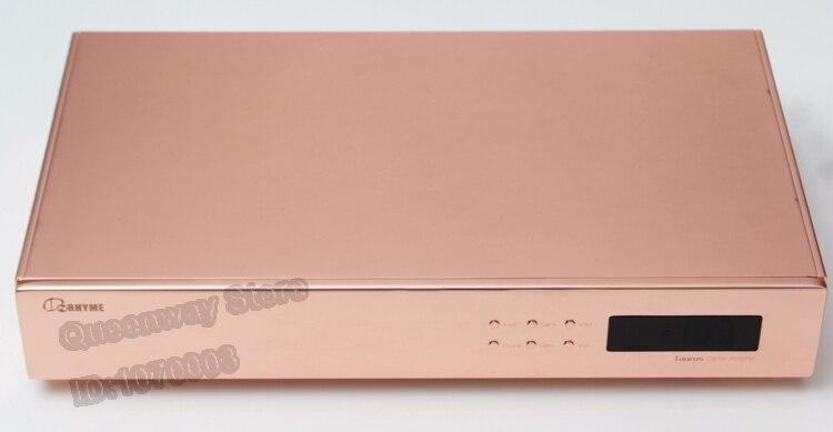 DRHYME Taurus amplificateur numérique classe-d amplificateur 24 bits 32 kHz-192 KHz DSD64/128 220 W * 2 4 ohms amplificateur classe D