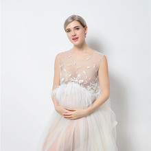 8d087eb3eb Buy maternity wedding gown and get free shipping on AliExpress.com