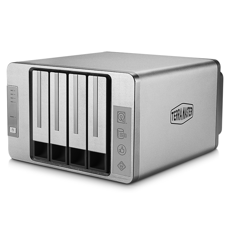New 4bay 2.5'/3.5 SATA HDD enclosure 4 tray array Type C usb3.1 high speed Raid function support 32TB Safe reliable storage