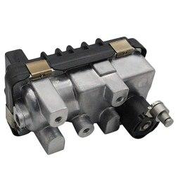 Dla Ford Transit Euro 5 2.2 siłownik turbosprężarki Fwd G59 767649 elektroniczny Mk7 Mk8|Turboładowarki i części|Samochody i motocykle -