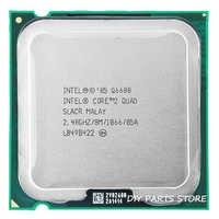 Processeur d'unité centrale de 4 cœurs INTEL core 2 QUAD Q6600 Socket LGA 775 2.4 Ghz/8 M/1066 MHz)
