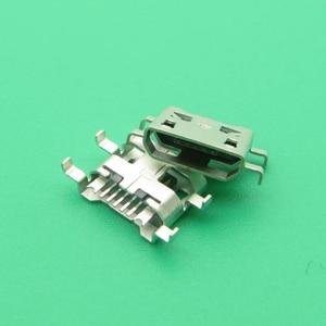 Image 4 - 100PCS/Lot Micro USB Charge Port Socket Jack Dock Plug For LG G4 F500 H815 For LG V10 K10 K420 K428 Charging Connector