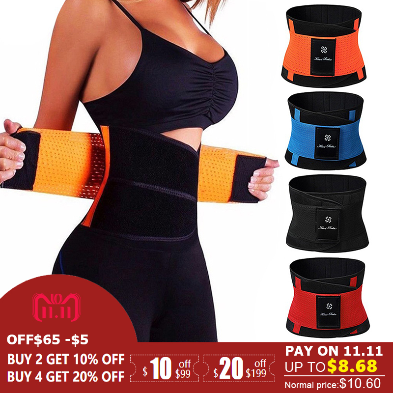 4086bc65481 ... women slimming body shaper waist Belt girdles Firm Control Waist  trainer corsets plus size Shapwear modeling strap. -40%. Click to enlarge