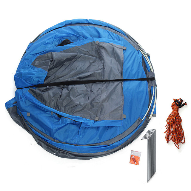 Best Deal Instant Pop Up Tent Set-Up 3-4 Person Waterproof UV Protection  sc 1 st  AliExpress.com & Best Deal Instant Pop Up Tent Set Up 3 4 Person Waterproof UV ...