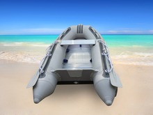 GTS260 Factory Direct Sale  2 People Inflatable PVC Fishing Boat Rubber Boat