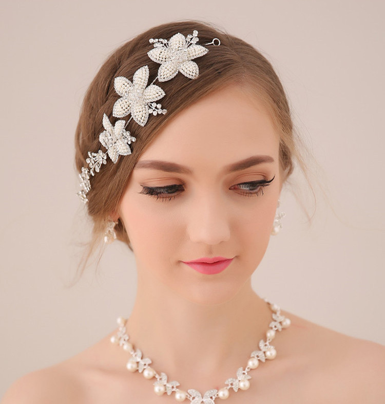 Online Get Cheap Snowflake Hair Accessories Aliexpress