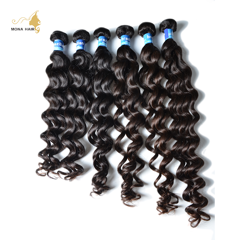 Mona hair weave bundles 8a brazilian virgin hair natural wave 2pcs mona hair weave bundles 8a brazilian virgin hair natural wave 2pcslot 100 raw material human hair extensions in hair weaves from hair extensions wigs on pmusecretfo Choice Image