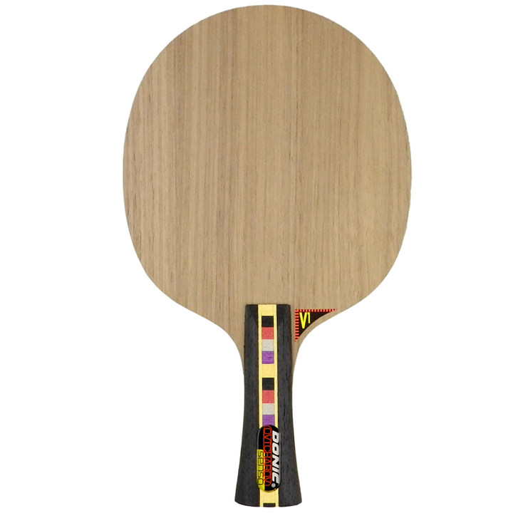 DONIC Ovtcharov Senso V1 Table Tennis Blade 7 Ply Pure Wood Racket Ping Pong Bat original hrt rosewood nct vii table tennis ping pong blade 7 ply wood