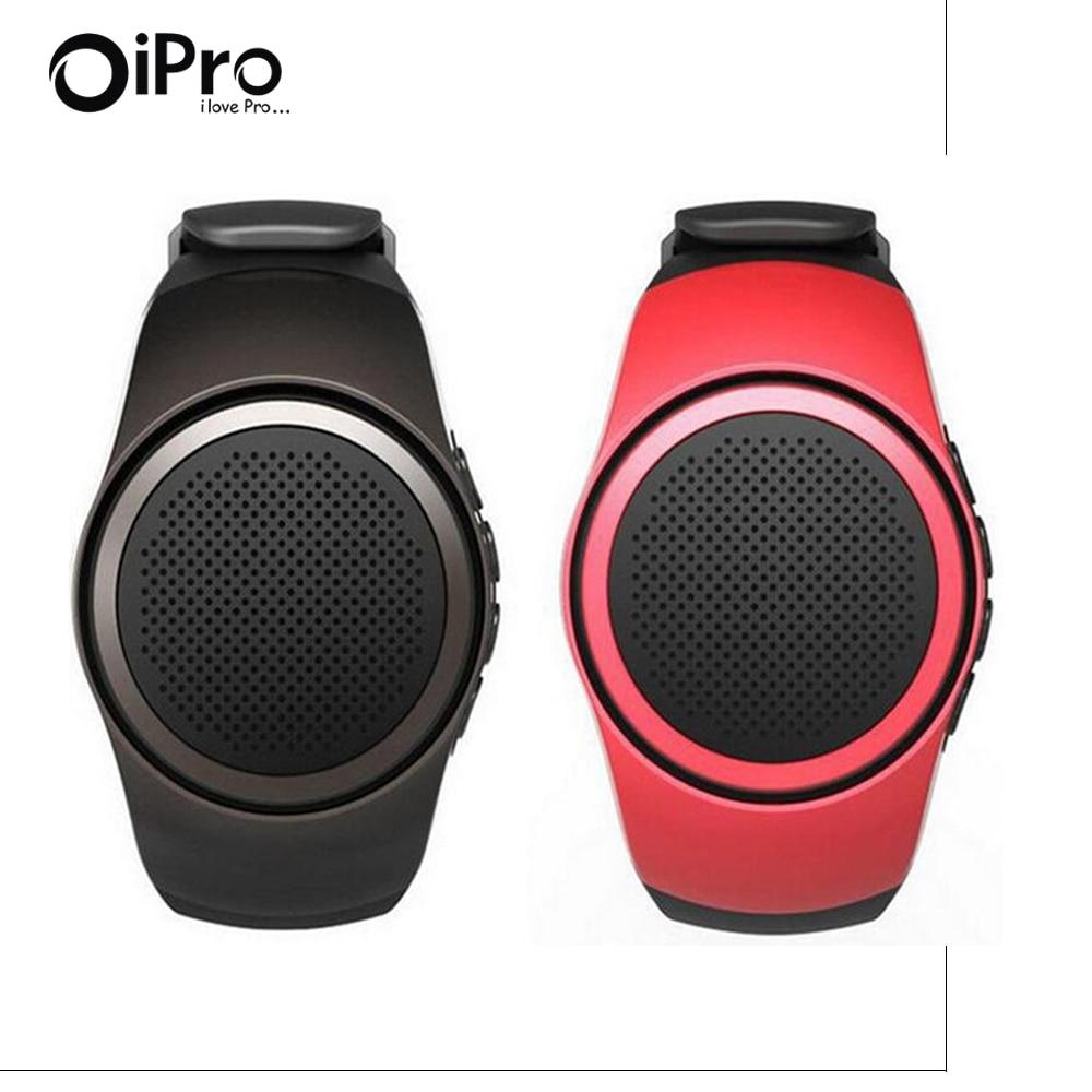 Ubit B20 Smart Watch With Self timer Anti Lost Alarm Music Sport Mini Bluetooth Speaker Support