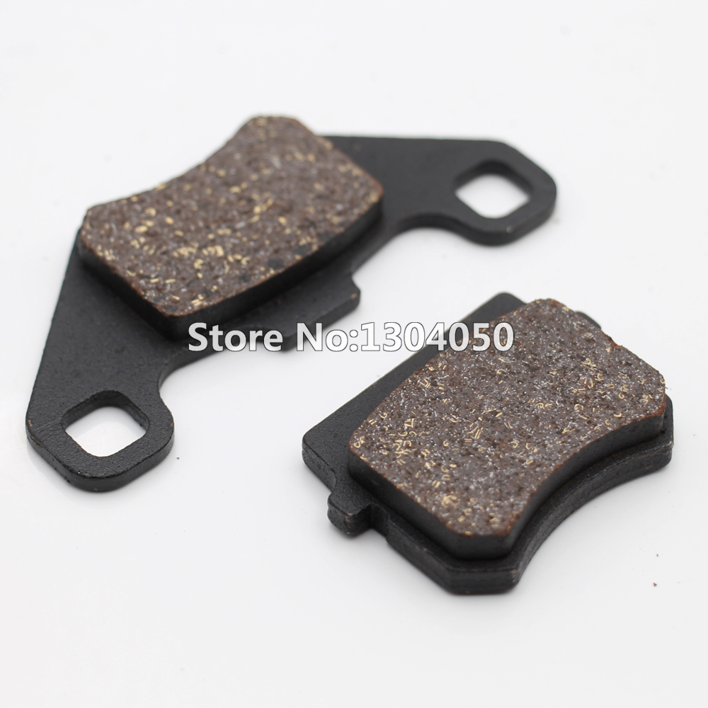 New REAR front BRAKE PAD PADS 50 70CC 90CC 110CC 125CC 150cc 200cc 250cc ATV Go Kart power kite buggying power trike power scooter snow kite buggying