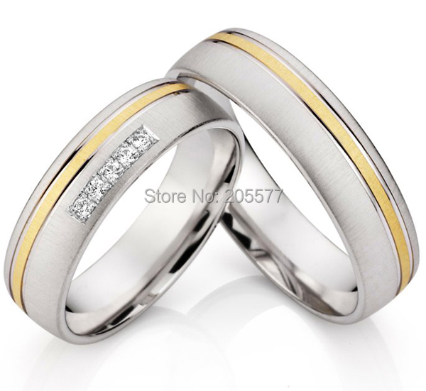 high end custom tailor unique titanium  engagement wedding bands rings Sets  for him and herhigh end custom tailor unique titanium  engagement wedding bands rings Sets  for him and her