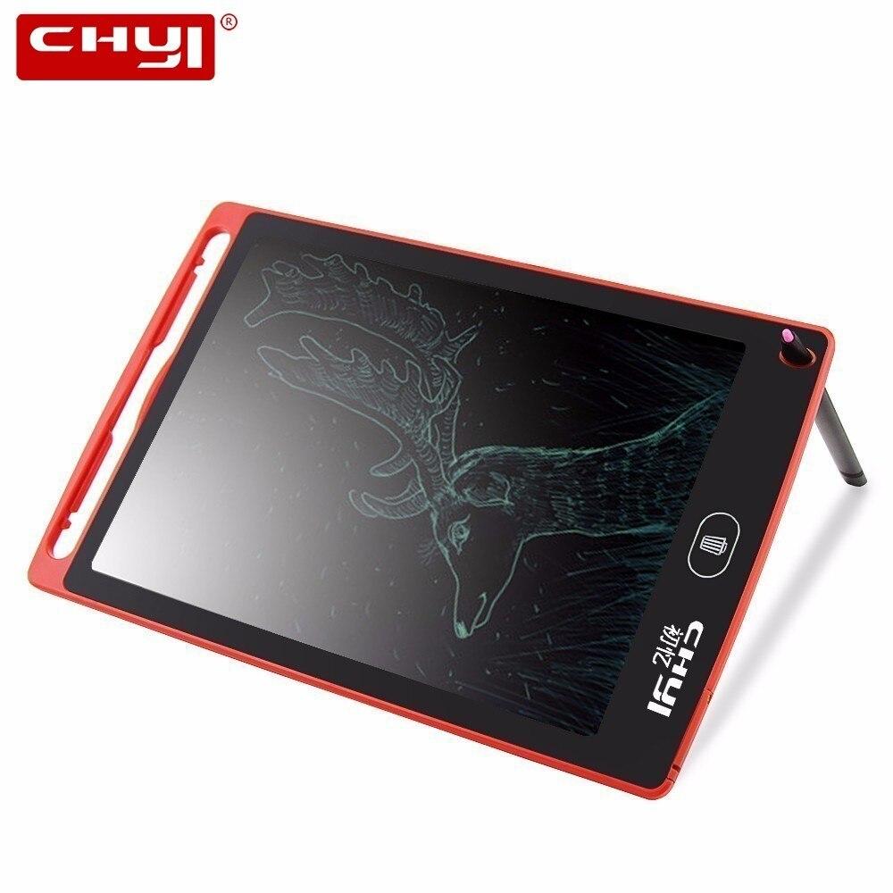 CHYI tablet LCD do pisania 8.5 Cal Epaper E pisarz bezprzewodowy touchpad rysunek graficzny pokładzie cyfrowy Pad z przycisk blokady + Xp długopis