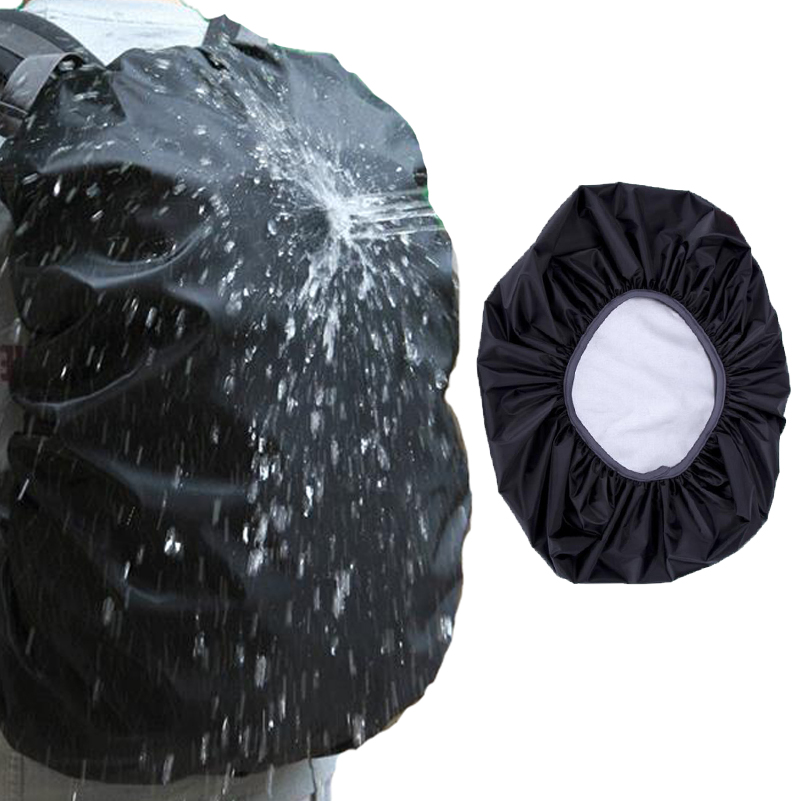 80L Multifunction waterproof backpack rain cover women men dust-proof luggage case cover outdoor travel bag rain cover