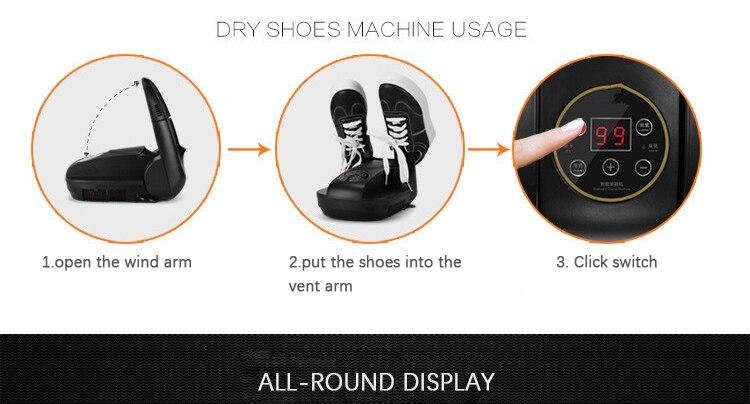 Protetor de Odor Desodorante Sapatos Meias Secador