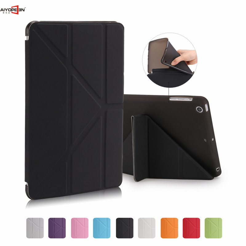 for ipad mini 1 2 3 case ,aiyopeen pu leather tpu back cover magnetic flip stand smart wake up sleep with free gift hot sale high quality flip pu leather case for apple ipad mini 1 2 3 with retina smart stand sleep wake up pouch cover