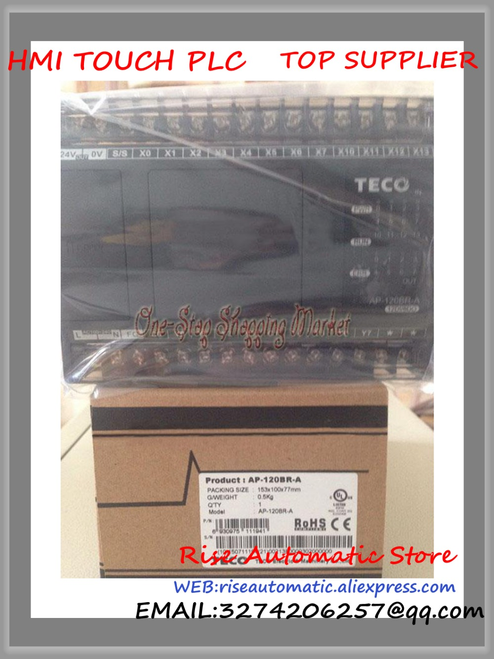 AP-120BR-A TAIAN PLC 100-240VAC NPN/PNP 16 point Relay 14 point AP New Original  цены