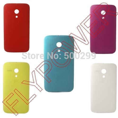 for Motorola Moto G XT1032 XT1033 xt1036   Back Cover Battery door back housing  by free shipping