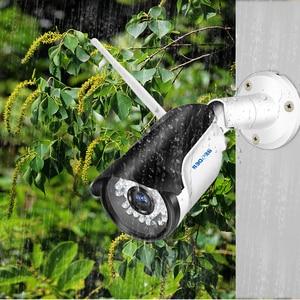 Image 4 - BESDER Wireless Outdoor Security Camera 1080P 960P 720P IR Night Vision Motion Detect ONVIF Bullet IP Camera WiFi + SD Card Slot