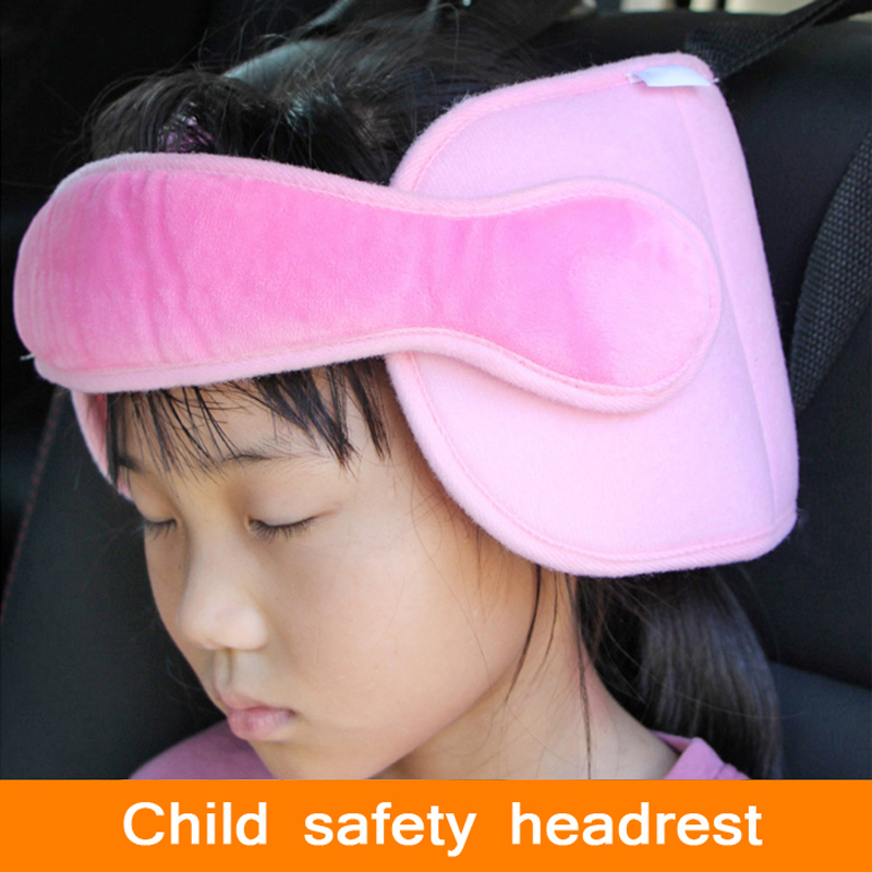 Baby Head Fixed Pillow Car Safty Seat Travel Pillow Support Head Protect Neck Adajust Neck Pillow