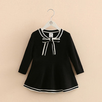 2 10 Years Dress New Kids Baby Dresses Girl Autumn Long Sleeve Princess Dresses Christmas Girl