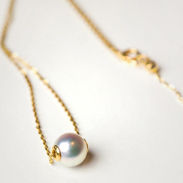 Charm Bracelets & Bangles 18K Gold Fashion Akoya Pearl Beads Wedding Jewelry For Women Chrismas Gift Top Elegant Lady Bracelet